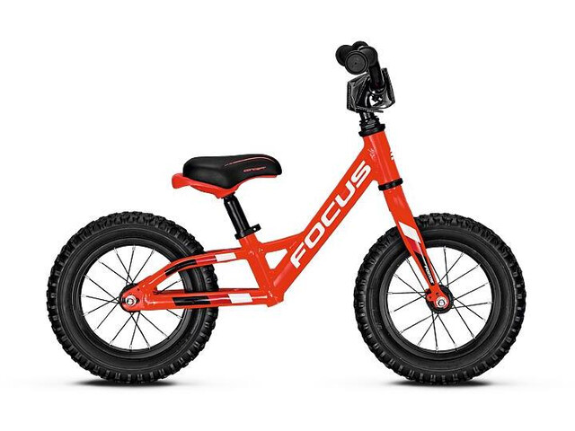 FOCUS Raven Rookie 12 Balance Bike Kids, hot chili red